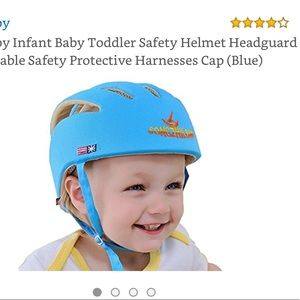 Amazing hat for baby new walker, avoid head bruise
